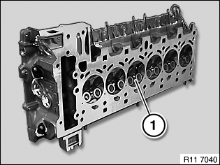 11 12 100 Removing and installing cylinder head (N54, N54T)