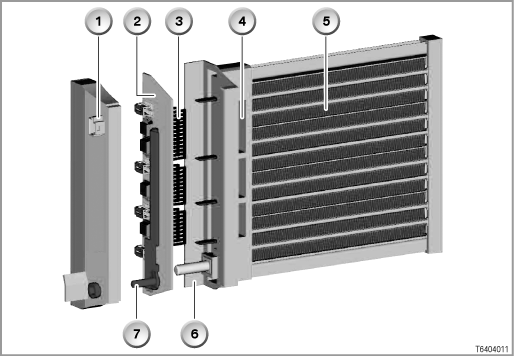 Electric auxiliary heater