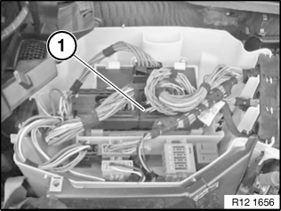 12 51 200 Replacing wiring harness section for injectors (N47, N47S)